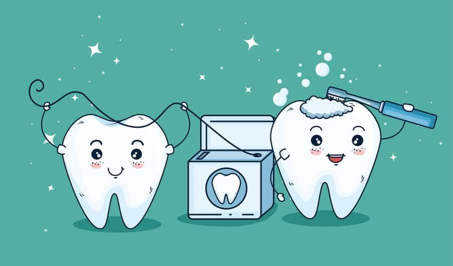 Gli strumenti corretti per l'igiene orale